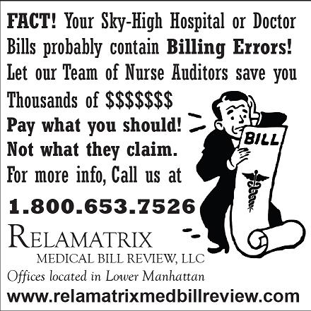 Medical Bill Review