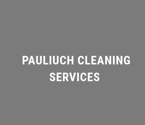 Pauliuch Cleaning Services