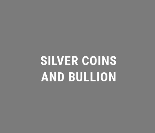 Silver Coins and Bullion